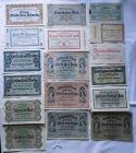 Bild zu 17 Banknoten Infl...