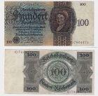 Bild zu 100 Mark Banknote...