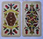 Bild zu Altes Skat Karten...