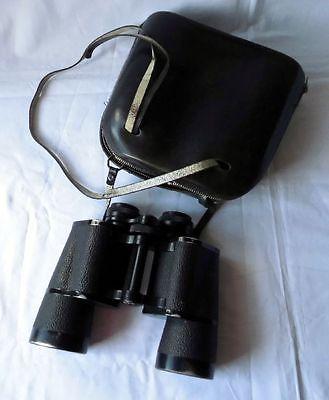 Carl Zeiss Jena Dekarem 10x50 Q1 Fernglas binoculars mit Tasche & Gurt (119090)