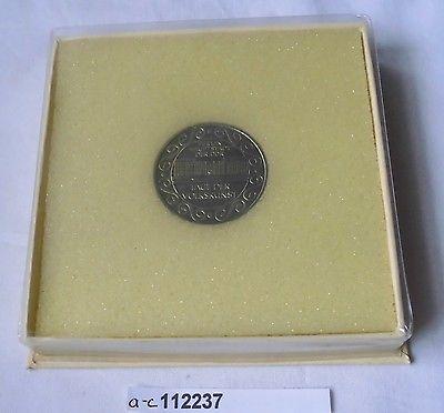 DDR Medaille Tage der Volkskunst Berlin Hauptstadt der DDR im Etui (112237)