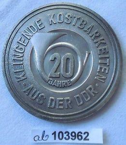 DDR Medaille 20 Jahre VEB Instrumentenfabrik Markneukirchen 1953-1973 (103962)