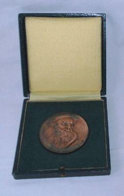 DDR Medaille Ehrengabe der Stadt Glauchau im Etui (115514)