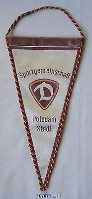 DDR Wimpel Sportgemeinschaft Dynamo Potsdam Stadt um 1970 (107071)