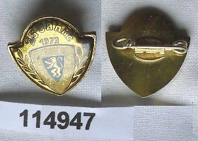 DDR Abzeichen 25 Jahre BSG Markneukirchen 1973 (114947)