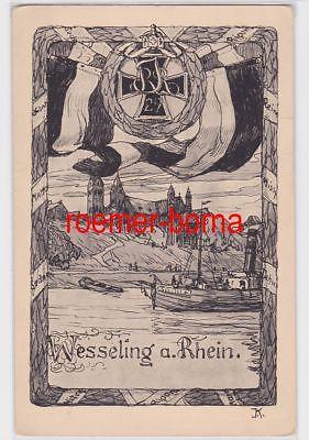 85353 Ak Wesseling Reserve Infanterie Regiment Nr.29, um 1920
