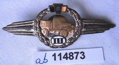 DDR Klassifizierungsabzeichen Schützenpanzerwagen Stufe III (114873)