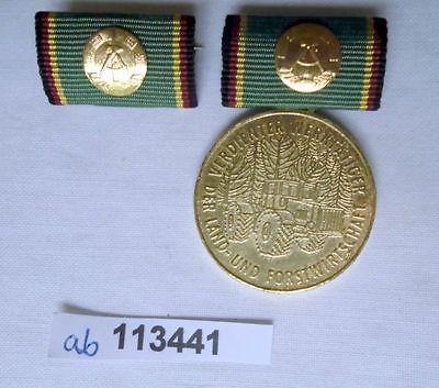 DDR Medaille Verdienter Werktätiger der Land- & Forstwirtschaft (113441)