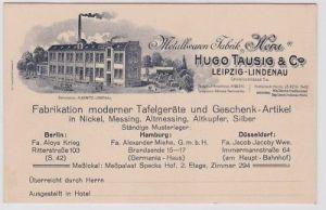86495 Werbekarte Metallwarenfabrik