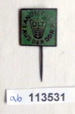 DDR Anstecknadel