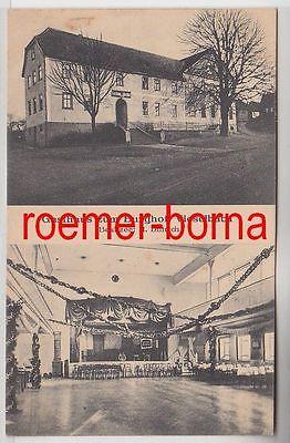 78400 Mehrbild Ak Gasthaus zum Burghof Vieselbach 1915