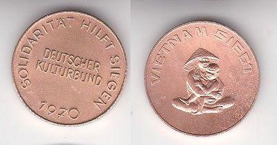 Seltene DDR Kulturbund Medaille