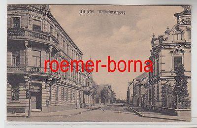 39031 Ak Jülich Wilhelmstrasse Hotel 1929