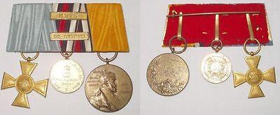 3er Ordensspange Preussen dt. franz. Krieg 1870/71 (BN8357) 0