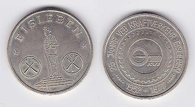 DDR Medaille 25 Jahre VEB Kraftverkehr Eisleben 1952-1977 (118190)