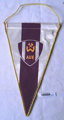 Seltener DDR Wimpel Sportverein Wismut Aue (105004)