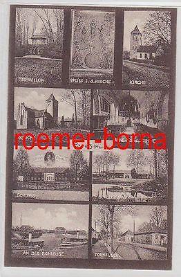 80619 Mehrbild Ak Paretz (Havel) Torhäuser usw. um 1920