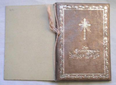 Hübscher Taufbrief Zur Erinnerung an die heilige Taufe 1921 (119269)