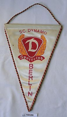 DDR Wimpel Sportklub SC Dynamo Berlin um 1970 (108255)