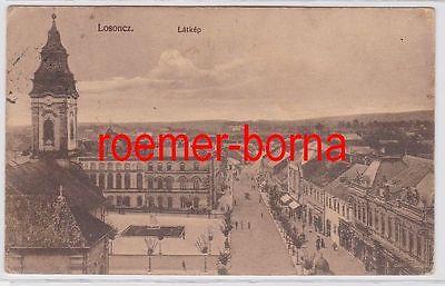 82973 Ak Losoncz Lučenec Slowakei Látkép 1928
