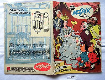Mosaik von Hannes Hegen Digedag Nummer 65 von 1962 (118179)