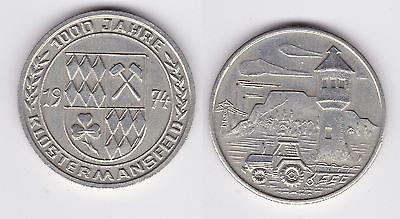 DDR Medaille 1000 Jahre Klostermansfeld 1974 (118198)