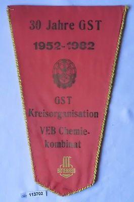 DDR 30 Jahre GST 1952-1982 Kreisorganisation Chemiekombinat Bitterfeld (113702)