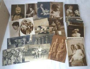 100 Ansichtskarten Adel Monarchie Kaiserhaus um 1910 (DI8608)