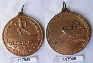 DDR Medaille NVA Meisterschaften der Volksmarine in Bronze (117948)