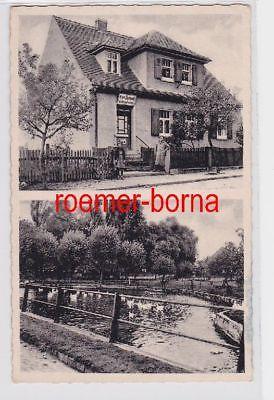 82347 Mehrbild Ak Gruß aus Barnstedt Göhritz Kreis Querfurt um 1930