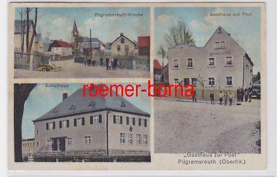 78764 Mehrbild Ak Pilgramsreuth Oberfranken