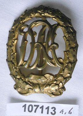 Reichssportabzeichen Weimarer Republik in Bronze (107113)