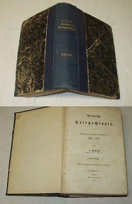 Preussische Kriegschronik - Feldzüge von 1640-1850 (Nr.6410)