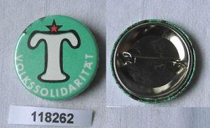 Seltene DDR Blech Abzeichen Timurhilfe der Volkssolidarität  (118262)