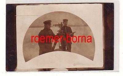 79862 Foto Ak Luftschiffer Ersatzabteilung Nr.4 bei der Arbeit 1.Weltkrieg 1915