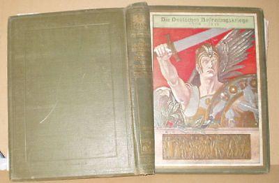 Die Deutschen Befreiungskriege 1806 - 1815