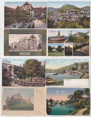 100 interessante alte Ansichtskarten um 1910-1940 (A) (49364)