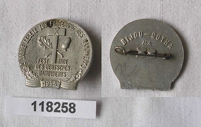 DDR Abzeichen Festtage des Deutschen Handwerks 1955 (118158)