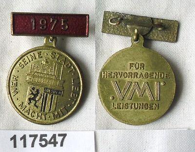DDR Abzeichen Dresden Wer seine Stadt liebt mach mit! 1975 (117547)
