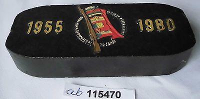 DDR Sammler Brikett Waffenbrüderschaft 1955-1980 (115470)