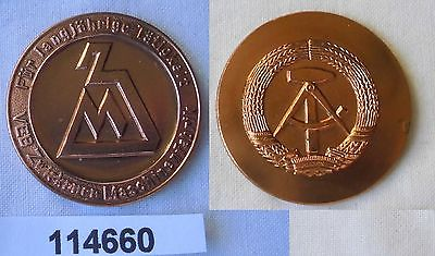 DDR Medaille VEB Zwickauer Maschinenfabrik für langjährige Tätigkeit (114660)
