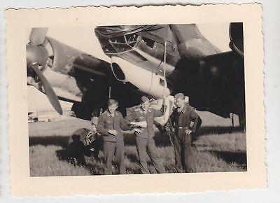71691 Original Foto Kampfgeschwader Hindenburg Ju 88 Orel Russland 2.Weltkrieg