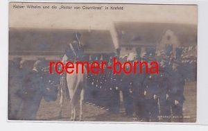 81566 Foto Ak Kaiser Wilhelm und die