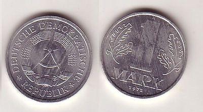 1 Mark Aluminium Münze DDR 1972 Stempelglanz (114067)