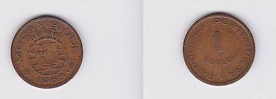 20 Reis Kupfer Münze Portugal 1869 121897 Nr 332507094241