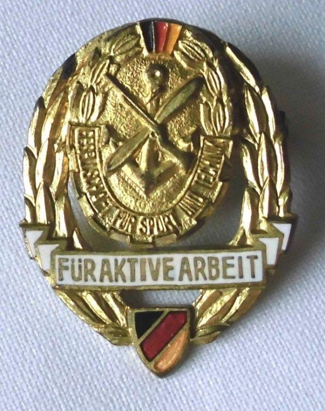 Alte DDR GST Medaille