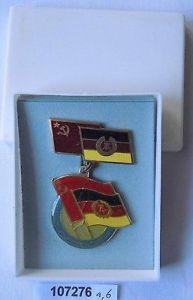 DDR Abzeichen für Deutsch Sowjetische Freundschaft im Etui (107276)