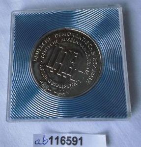 DDR Medaille Deutsche Aussenhandelsbank Berlin 1966-1986 (116591)