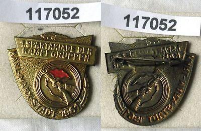 DDR Abzeichen 1.Kampfgruppenspartakiade Karl Marx Stadt 1961 (117052)