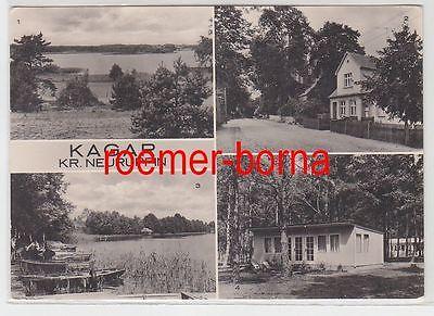 03690 Mehrbild Ak Kagar Kreis Neuruppin 1973